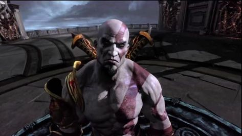 It's lonely at the top.  Unless you're Kratos.  Then you're used to being lonely.  Because you've killed everyone else.