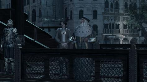 Not even Templars that look like Renaissance Santa