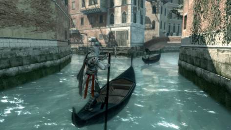 Stealthy Gondolas: providing Dean Martin with inspiration since 1480