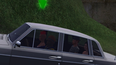 When the Murder Mobile is full, you know some serious business is about to go down