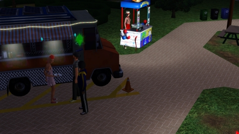 Well, it has food trucks, so that's a good start